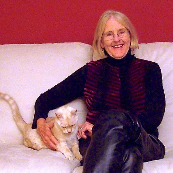Miriam Herin, Author